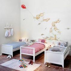 Papeles infantiles de Coordonné http://www.mamidecora.com/papeles_pintados_infantiles-Coordonne-pilar.html