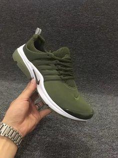 c0e5950c28ec0 2018 Shop Mens Nike Air Presto Essential Legion Green
