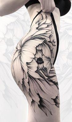 tatuagens no bumbum para você se inspirar
