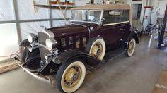 1932 Chevrolet Landau Phaeton for sale #1805540 | Hemmings Motor News