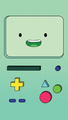 wallpaper for IPhone of BMO from Adventure Time♥ BMO IPhone Wallpaper Kawaii Wallpaper, Cute Wallpaper Backgrounds, Wallpaper Iphone Cute, Disney Wallpaper, Cool Wallpaper, Wallpaper Desktop, Wallpaper Ideas, Iphone 7 Wallpapers, Cute Cartoon Wallpapers