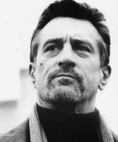 RAW's Top 10 Coolest Actors…The Female Perspective - Robert De Niro at Image Cinema, Cinema Tv, Famous Men, Famous Faces, Famous People, Al Pacino, Beautiful Men, Beautiful People, Celebridades Fashion