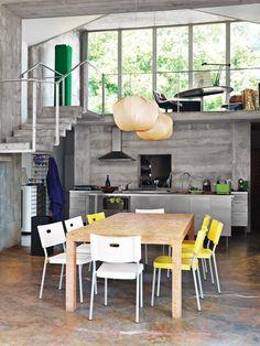 Slideshow: Matali Crasset Renovates Monory Farmhouse | Dwell