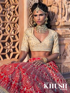 Heirloom treasures by exquisite jewellery designer Red Dot Jewels We are swooning over this jewel ensemble! • London Flagship Store Opening Late April 2016 • +44 (0)7932 027 777 info@reddotjewels.com www.reddotjewels.com Makeup: Gini Bhogal - Beauty Just Around The Corner Hair: Shamalah Hairstylist Outfit: Aashni & Co. Official Location: Oshwal Centre, Potters Bar