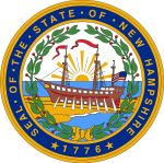 Seal of New Hampshire. Wikipedia.