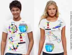 Dots Design, All Design, Design Products, Cruise, Canada, Europe, Usa, Mens Tops, T Shirt