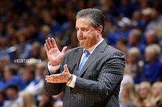 The best gift? Another WIN. That's 24 in a row. Happy birthday @UKCoachCalipari