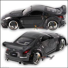 Jada Fast and Furiour D K 's Nissan 350Z Hard Top 1 24 Scale Diecast Model | eBay