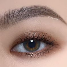 everyday eye makeup - Make Up Ideas Korean Makeup Look, Asian Eye Makeup, Natural Eye Makeup, Makeup For Brown Eyes, Asian Makeup Looks, Cat Makeup, Natural Beauty, Makeup Inspo, Makeup Inspiration