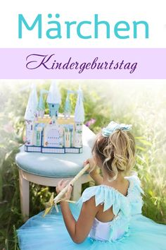 Theme party fairy tales for the best children& birthday - We celebrate fairy tale birthday. Here you will find suitable ideas for food, decorations, invitati - Birthday Bash, Birthday Parties, Happy Birthday, Daily Health Tips, Christmas Party Invitations, Christmas Fun, Cool Kids, Party Themes, Fairy Tales