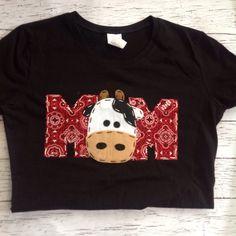 Mom barnyard birthday shirt, Mom, Dad, two, cow, 2nd,  t shirt, barn yard, farm theme, boy white by CodyandKait on Etsy https://www.etsy.com/listing/264967158/mom-barnyard-birthday-shirt-mom-dad-two