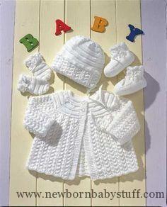 fdf9f1678c3 Baby Knitting Patterns Free Baby Knitting Patterns