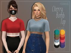 Sims 4 CC's - The Best: Clothing by Trillyke