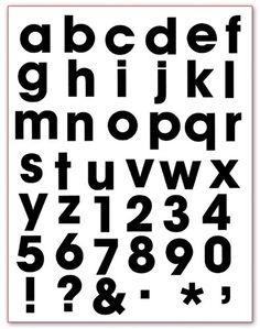 WTK049 - Stampila silicon - 14x18 cm Stamperia - Alfabet