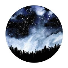 Isolation Art Print ($22) ❤ liked on Polyvore featuring home, home decor, wall art, fillers, circle, circular and round