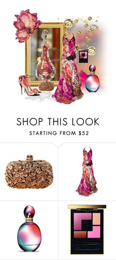 """""""The Scent of a Woman"""" by neverboring ❤ liked on Polyvore featuring Alexander McQueen, Christian Louboutin, Versace, Missoni and Yves Saint Laurent"""