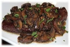 Smoked Elk Steak Recipe