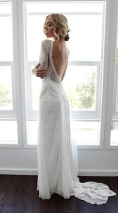 Grace Loves Lace | Unique French Lace Wedding Dresses