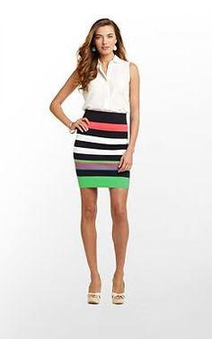 Lilly Pulitzer - Waverly Sweater Skirt