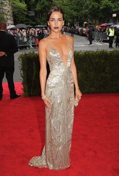 Met Gala 2012 - Camilla Belle in Ralph Lauren