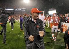 B.Y.O.G. - Bring Your Own Guts -- After his team staved off a Notre Dame comeback, Clemson coach Dabo Swinney created a mantra that will be used and re-used in locker rooms, on fields, and even in offices.