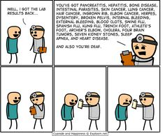This is my all-time favorite Cyanide & Happiness cartoon. I chuckle every single time.