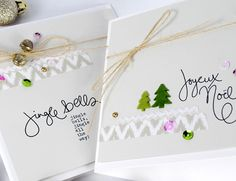 Snowy Days Sentiments {& A Freebie Too} | Pink Petticoat