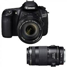 Canon EOS 60D Kit with EF-S 18-135mm IS Lens Digital SLR Camera; deze wil ik. Iemand ervaring met deze camera?