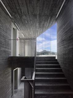 Rehabilitación Sede de los Registros de la Propiedad en Vigo,© Hector Santos Díez