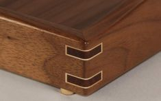Serving Trays ~ Tyler Morris Woodworking