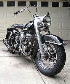 "eBay: 1961 Harley-Davidson Touring tunning Harley-Davidson FLH ""Panhead"" Duo Glide ~ Original/Restored 369 Miles! #harleydavidson"