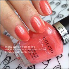 Cuccio Colour Goody Goody Gum Drops