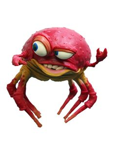 crab with the small front claws on Behance ★ Find more at http://www.pinterest.com/competing