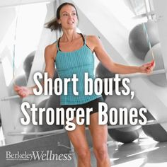 What counts as weight-bearing exercise, the kind recommended to help keep bones strong? It's any sustained activity that you do against the force of gravity, which is essential for maintaining bone mineral density. Body Weight, Weight Gain, Osteoporosis Exercises, Weight Bearing Exercises, Bone Diseases, Strong Bones, Bone Loss, Exercises, Health