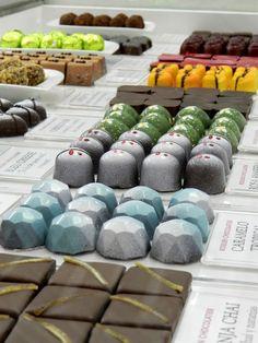 Our Artisanal chocolates!