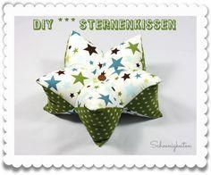 DIY - Anleitung Sternenkissen