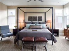 Jak vytvořit luxusní vzhled postele