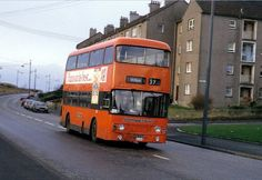 MILTON NO 37 Bus early 90's Glasgow Architecture, Glasgow City, Bus Coach, Busses, Mobile Homes, Commercial Vehicle, Coaches, Scotland, Transportation