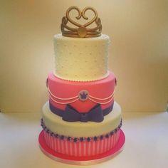 Princess cake www.hellocakesbyvanessa.com