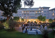 Orient Express The Mount Nelson Hotel in Cape Town, South Africa - Wedding
