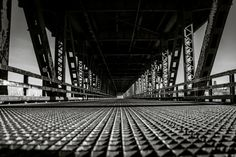 Old Bridge in Kansas City, MO, Fine Art Photography by Pitts Photography