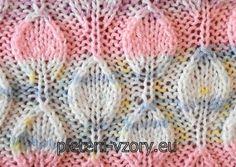 Vzor č. 133 – Kaleidoskop vzorů pro ruční pletení Drops Design, Embroidery, Blanket, Knitting, Crochet, Babys, Shawl, Tutorials, Google