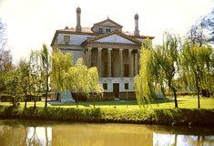 Andrea Palladio: Villa Foscari, genannt La Malcontenta, Malcontenta di Mira, 1559–60
