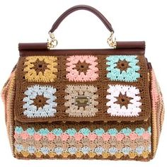 Dolce Gabbana MISS SICILY - Polyvore Dolce And Gabbana Handbags, Dolce  Gabbana, Crochet Handbags, f820d08fe6