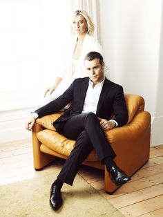 Party Tricks - Rodger Corser and Asher Keddie (David and Kate)