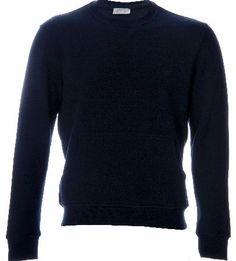 Dior Logo, Crew Neck, Pouch, Pocket, Navy, Logos, Sweatshirts, Sleeves, Sweaters