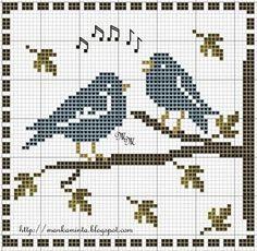 birds / leah