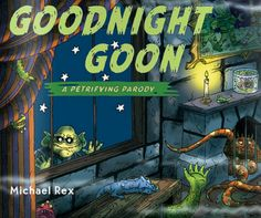 FREE e-book and activity for Goodnight Goon. Perfect for Halloween!