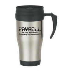 Payroll Appreciation Week is Sep. 1-5. A great pre-printed gift idea for the professional who provide the pay checks.  http://www.promosontime.com/i/7802/payroll-appreciation-stainless-steel-travel-mug.htm