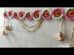 Diy Home Crafts, Diy Crafts Videos, Arts And Crafts, Diwali Craft, Diwali Diy, Diwali Decoration Items, Handmade Decorations, Diwali Candles, Door Hanging Decorations
